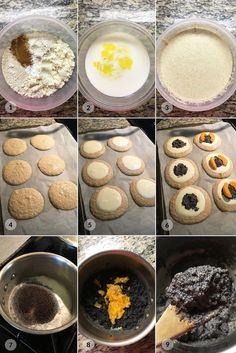 Fitness tvarohové meruňkové koláče - foto postup receptu Kefir, Muffin, Low Carb, Breakfast, Fitness, Food, Diet, Morning Coffee, Essen