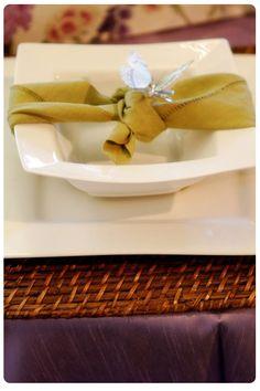 Napkin Folds | Ideas For Table Design |