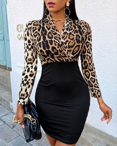Chic Type, Stitching Dresses, Trend Fashion, Fashion Fashion, Fashion Women, Latest Fashion, Fashion Ideas, Elegant Dresses, Casual Dresses