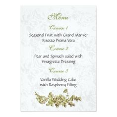 Shop Chic Blush Pink Vintage Floral Wedding Menu created by blessedwedding. Aqua Wedding, Floral Wedding, Shabby Chic Wedding Invitations, Wedding Menu Cards, Fruit In Season, Vintage Floral, Paper Texture, Place Card Holders, Brown