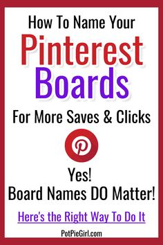 Pinterest Marketing Strategies for Bloggers who want to Make Money from Pinterest.  How to use Pinterest keywords to increase blog traffic from Pinterest.  Simple tips for bloggers who want more traffic from Pinterest.  Want more repins, impressions, clicks and saves on your Pinterest pins?  Your board names DO matter - here's how to name your Pinterest boards with the right Pinterest keywords. Make More Money, Make Money Blogging, Make Money From Pinterest, Becoming A Blogger, Blog Topics, Blogger Tips, Blogging For Beginners, Pinterest Marketing, How To Start A Blog