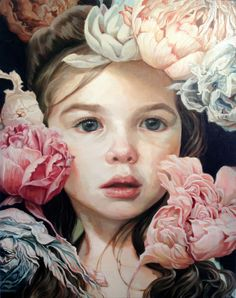 Meghan Howland - India 24 x 30 oil on canvas commissioned by Georgina Chapman