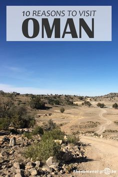 There are so many reasons to visit Oman but nobody seems to know! Oman has amazing off-road driving, beautiful beaches, stunning mountains & much more to offer! Best of all, there are almost no tourists so you will have all it's beauty to yourself... #Oman #TravelOman