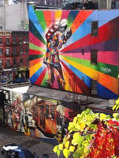 High Line Park - New York