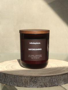 Check out mu Etsy shop (link in bio) 💕 Natural Candles, Soy Candles, Sea Spray, Bergamot, Etsy Shop, Link, Check, Handmade, Home Decor