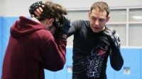 This MD-PhD student at UNC is way into MMA. (Don't know what MMA is? No worries -- this video will show you!)
