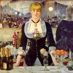 """""""I pittori, e specialmente Édouard Manet, che è un pittore analitico, non condividono l'ossessione delle masse per il soggetto: per loro il soggetto è solo un pretesto per dipingere, mentre per le masse esiste solo il soggetto."""" (Émile Zola, 1867)"""