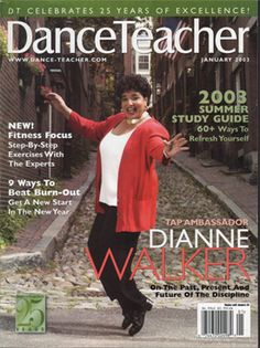 Dance Teacher magazine. Practical. Nurturing. Motivating. The voice of dance educators.