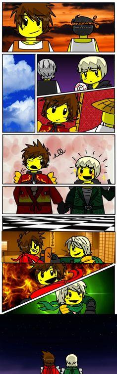 Lego ninjago #64 by MaylovesAkidah on deviantART