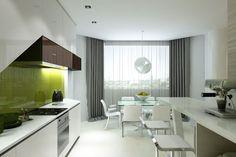 дизайн интерьера кухни - Поиск в Google