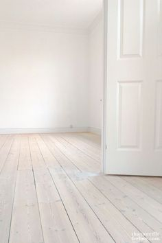 How to give your floors that nordic look