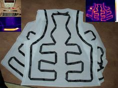 Heated vest diy. Instructables.