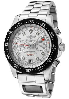 ad78cb2986c7 (Limited Supply) Click Image Above  Breitling Men s Professional Automatic  Mechanical Chrono  quartz Silver Dial Sta