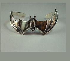 Bat Cuff Bracelet