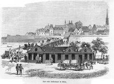 Das Erste Kaffeehaus in Wien 1750