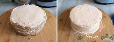Tort cu nuci si portocale festiv de sezon - simonacallas Vanilla Cake, Deserts, Pie, Ice Cream, Food, Torte, No Churn Ice Cream, Cake, Fruit Cakes