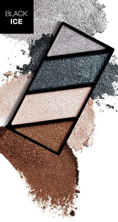Sombras de Olhos Quadruplas Minerais Mary Kay® Black Ice  PVP: 19.00 €
