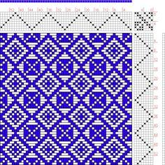 75 Best Weaving - 8 Shaft images | Weaving, Weaving patterns ...
