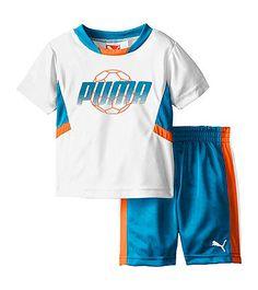 PUMA® Baby Boys' 2-Piece Soccer Outfit Set | Bon-Ton