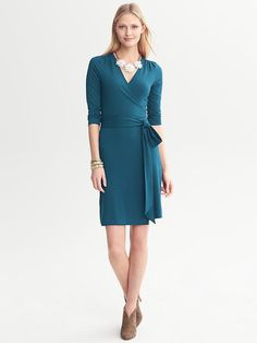 hate the newer style, prefer to stick w/the classic... | Gemma Wrap Dress