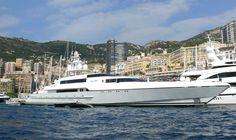 Monaco Yacht Show 2008 Yacht Silver