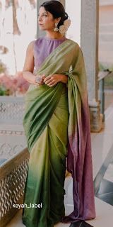 Bridesmaid outfit idea you love to have – AwesomeLifestyleFashion - TheTellMeWhy Bridesmaid outfit idea you love to have AwesomeLifestyleFashion The Effective Pictures We Offer You About Br Kurta Designs, Sari Blouse Designs, Formal Saree, Casual Saree, Trendy Sarees, Stylish Sarees, Dress Indian Style, Indian Dresses, Indian Wear