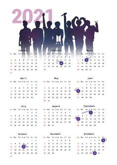 Bts Calendar, 2021 Calendar, Foto Rap Monster Bts, Foto Poster, Bts Birthdays, Bts Backgrounds, Foto Jimin, Bts Beautiful, Bts Book