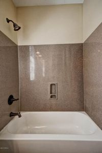 Cambria Windermere On Shower Wall Bathroom Shower Bath
