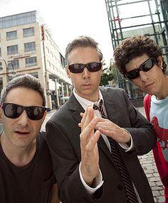 MCA the Boys Ad-Rock and Mike D. #RIPAdamYauch