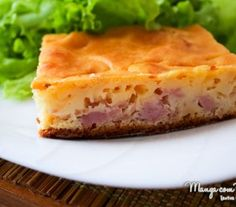 Torta de Frios  - Liqüidificador