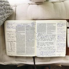 the past two days, I've spent over ten hours with a group of women ranging from eight years old to for the live feed… Bible Notes, My Bible, Bible Art, Bible Study Journal, Scripture Study, Devotional Journal, Bibel Journal, Study Inspiration, Study Notes