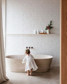 Victorian Home Interior Bathroom renovation inspo - handmade tiles Bathroom Inspo, Laundry In Bathroom, Washroom, Bathroom Inspiration, Bathroom Interior, Bathroom Remodeling, Bathroom Bath, Bathroom Ideas, Bathroom Designs