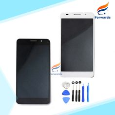 234.19$  Watch now - http://aliy9v.shopchina.info/go.php?t=32601632575 - 10pcs/lot DHL EMS free shipping New LCD for Huawei Honor 6 H60-L02 H60-L04 H60-L12 Screen Display with Touch + Tools Assembly  #aliexpressideas