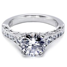 one of our best selling tacori engagement rings tacori diamonds - Selling Wedding Ring