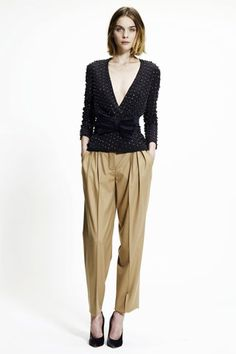 Chloé Pre-Fall 2009 Collection Slideshow on Style.com