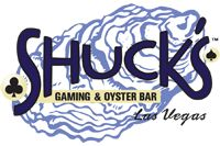 Shuck's Oyster Bar on Durrango & the 95 Fwy in Las Vegas, NV has great food