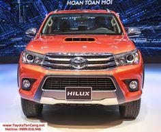 Đánh giá Toyota Hilux 2016 hoàn toàn mới: Hiện đại và tốt hơn những gì khách hàng mong đợi   Toyota Tân Cảng: Vios, Camry, Fortuner, Innova, Altis