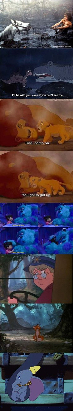 Sad Childhood Movie Moments-Do you still get teary eyed when watching these moments? | 38 Ways To Tell If You Had The Best Childhood Ever