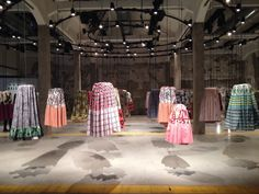 Marni's installation for Milan Design Week!