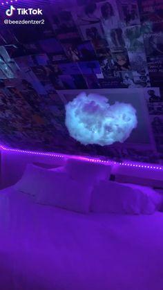 Indie Room Decor, Cute Bedroom Decor, Room Design Bedroom, Aesthetic Room Decor, Room Ideas Bedroom, Ideas For Bedrooms, Neon Room Decor, Hippie Bedroom Decor, Indie Bedroom