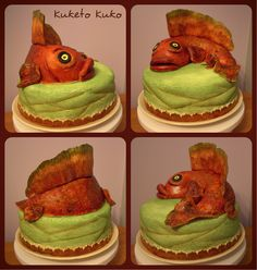 Tort Ryba