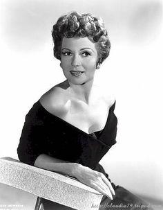 Rita Hayworth - 1957