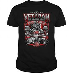 A Veteran is someone who