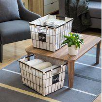 7596a3e15b2a49ae9264ea1c77e1f26e - Better Homes And Gardens Wire Basket With Chalkboard Black