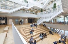 Galeria de Universidade Erasmus Rotterdam / Paul de Ruiter Architects - 6