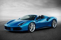Ferrari 488 Spider / Gear. Style. Cars. Tech. Vices. http://pinterest.com/uncrate