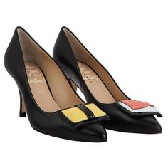Leather upper Leather sushi front-features Leather lining Heel height 6 cm Leather sole Made in Spain Fits true to size