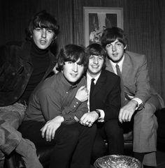 John,Paul,George and Ringo