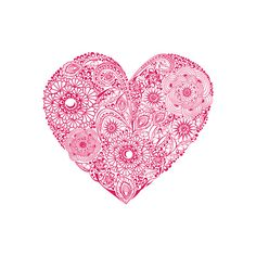 Clip Art for Valentines Day ❤ liked on Polyvore featuring backgrounds, hearts, fillers, pink, decoration, embellishments, detail, quotes, scribble and saying