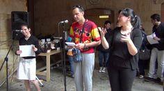 Desde el año 2013 el club de lectura de ASPRODES participan en las lecturas que se celebran conmemorandoEl Día del Libro. Todos Leemos: Maratón de lecturas,26 de abril de 2013